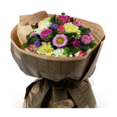 [7]모던 혼합 꽃다발