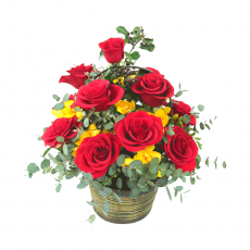[바구니-266]잭과 장미